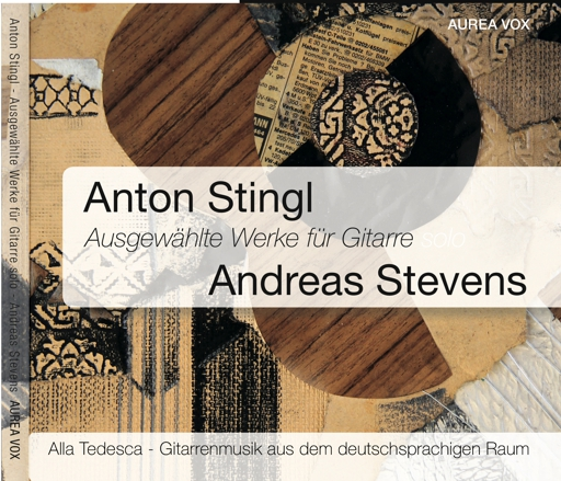 CD Titel Anton Stingl